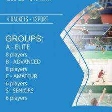 Rahvusvaheline racketloni turniir 2015