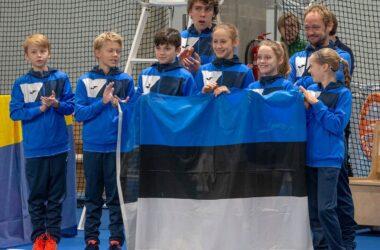 Viimsis toimub rahvusvaheline noorte tenniseturniir