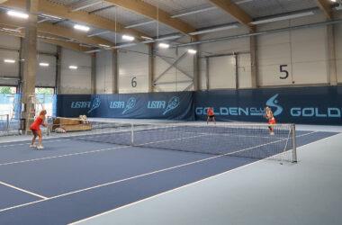 Nautimuse tenniseturniir alustab III hooajaga