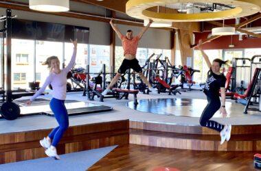 Esmaspäevast on Golden Club fitnessklubid avatud!