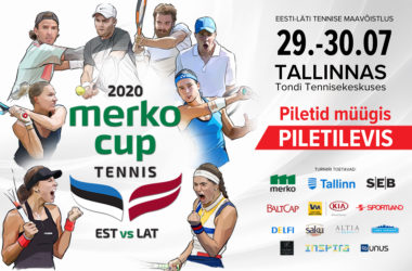 Merko Cup Tondi Tennisekeskuses