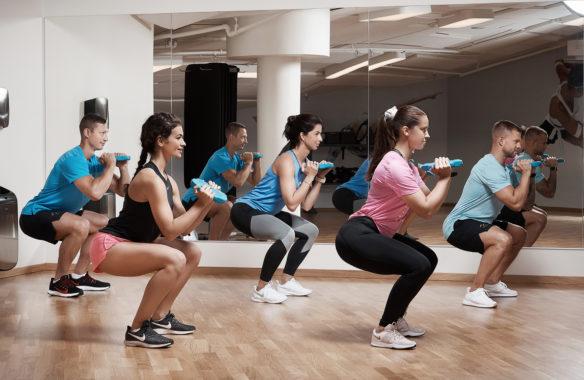Sügishooaja rühmatreeningute plaan ja uued trennid