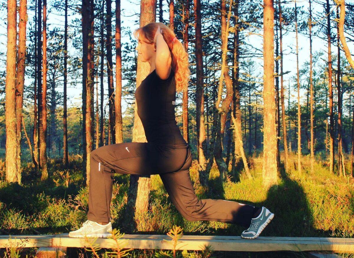 spordiklubi suletud, personaaltreening, liigu värskes õhus, treeni õues, värske õhk
